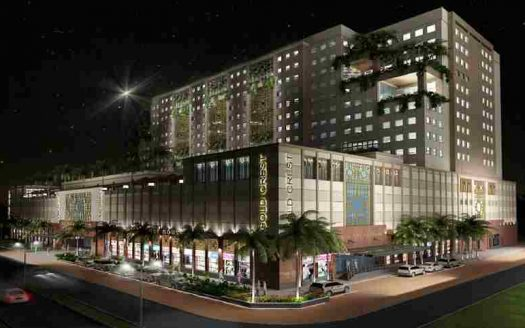 Gold Crest Mall and Residency