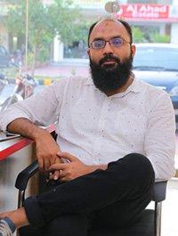 Muhammad Inamullah CEO jaga.pk