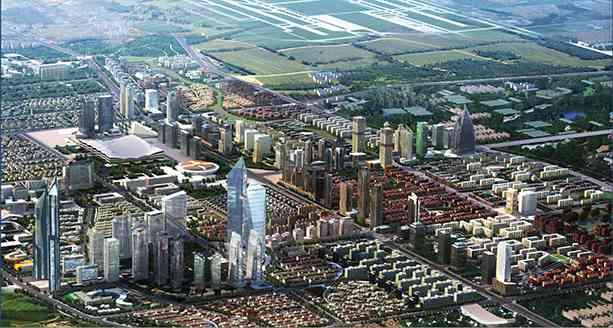 Lahore Smart City 8 Marla Commercial Plot For Sale